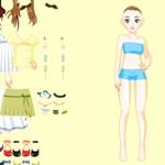 ملابس باربي - الربيع