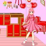 المنزل الوردي - منزل باربي