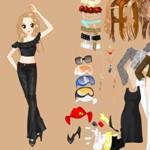 ملابس الفتاه الجميله 2