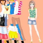 Cool Girl Dress Up
