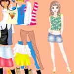 Cool Girl Dress Up