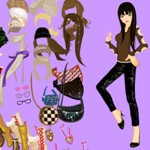 Fashion Girl Dress Up 3
