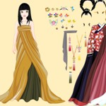 تلبيس Fashion Model Dress Up