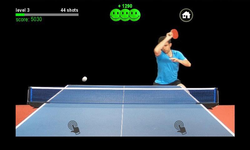 لعبة تنس الطاولة Table Tennis Edge في أحدث إصداراتها للأندرويد